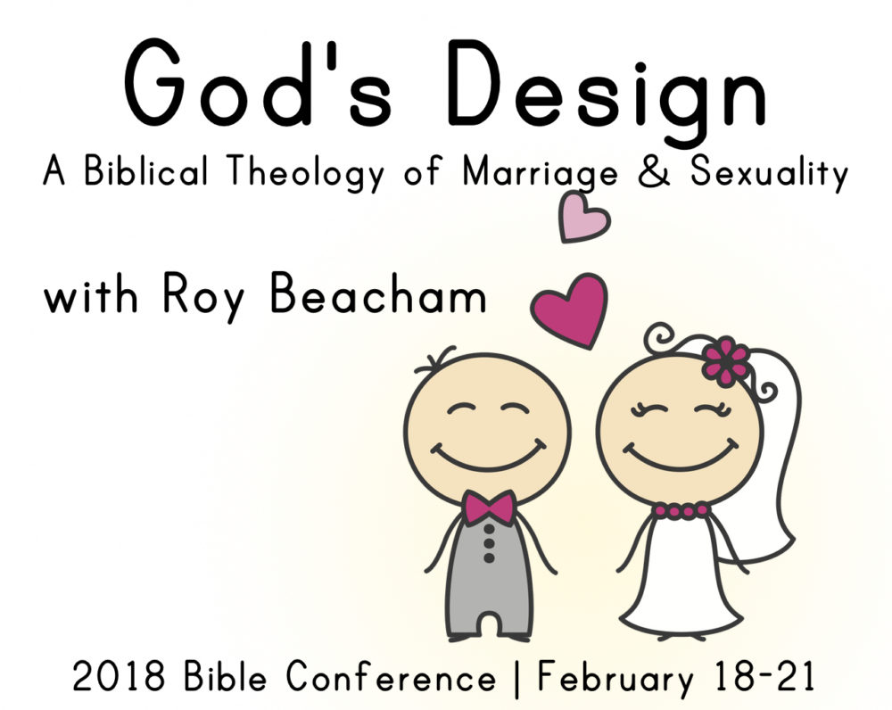 2018 Bible Conference: My Beloved Is Mine and I Am His