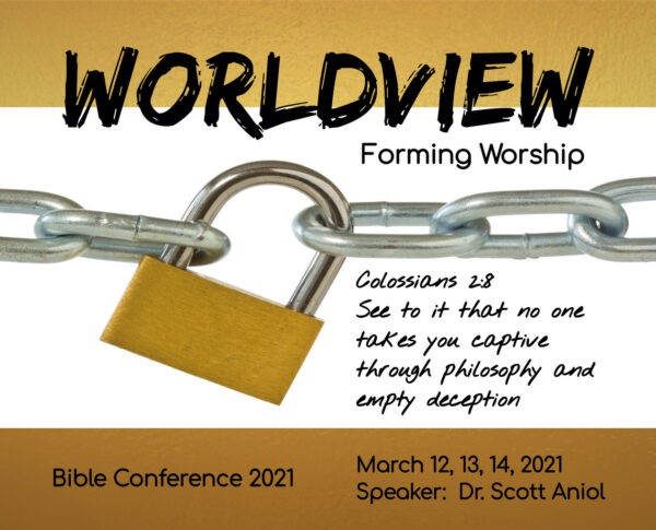 Worship and Worldview in Scripture and Liturgy Image